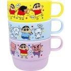 Crayon Shin-Chan Plastic Cup 3P Set (Standard) 1596