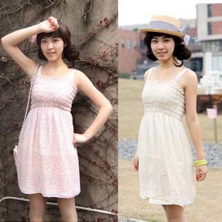 Buy Miss Hong Smocked Sundress 1022691699