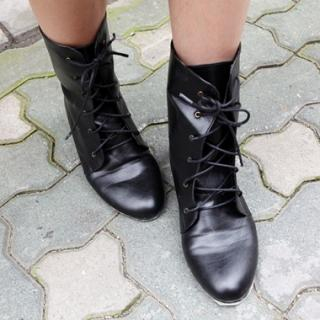 Buy Drama Laced up Boots 1022900098