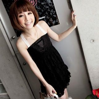 Buy Wonderland Lace Tube Dress 1022890002