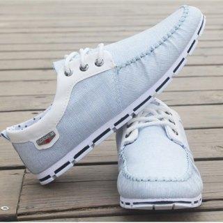 Lace-Up Deck Shoes