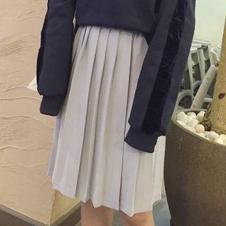 Accordion Pleated Skirt 1055092803