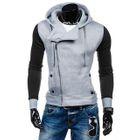 Color-Block Hooded Sweatshirt 1596