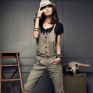 Buy PUFFY Jumper Pants Khaki – One Size 1022979314