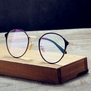 Stainless Steel Round Glasses 1064465940
