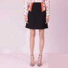 Panel A-line Skirt 1596