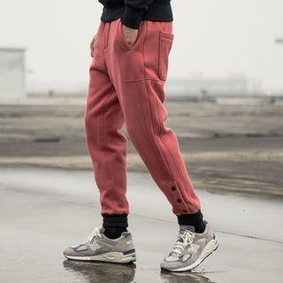 Buttoned Cuff Sweatpants 1056179291