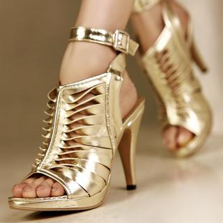 Buy Kvoll Cutout Heels 1022991152
