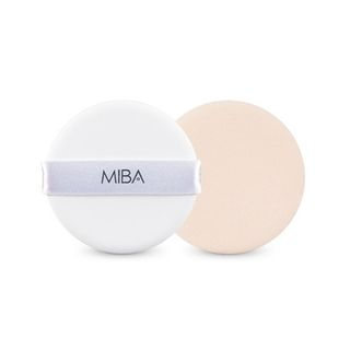 Image of MIBA - Ion Calcium Foundation Double Cushion Puff Set 2 pcs