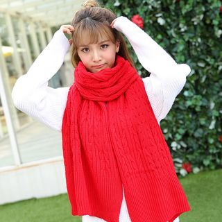 Ribbed Scarf 1056424485