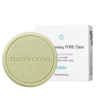 SOS Tightening Pore Clinic Monang Clear Soap