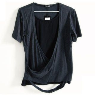 Buy SERUSH Inset Tee Short Sleeve Top 1022972537