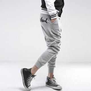 Picture of Style YOURS Ribbed Hem Sweat Pants 1022434452 (Style YOURS, Mens Pants, Korea)