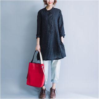Striped Long Shirt 1066515923