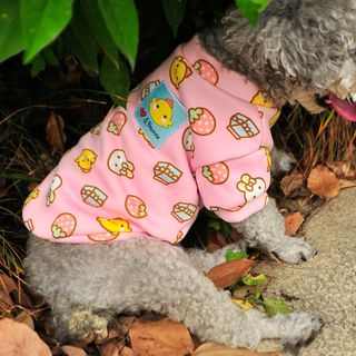 Image of Pet Patterned Clothe
