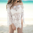 Set: Bikini + Lace Cover-up 1596