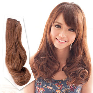 Hair Extension - Long & Wavy 1024277228