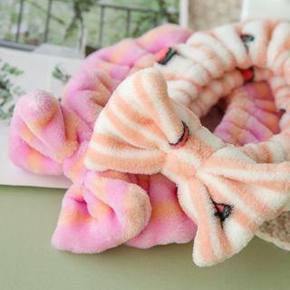 Image of Flannel Ribbon Headband