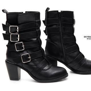 Buy REDOPIN Buckled Boots 1023059942