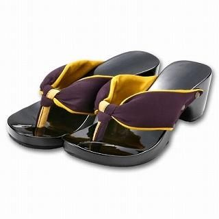 Buy Mizutori Japanese Lacquer Wooden Geta Sandals 1022543456