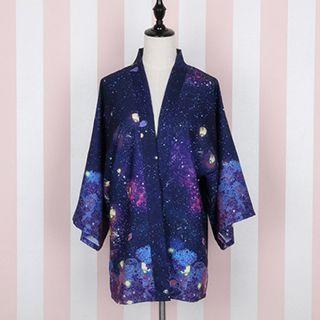 galaxy-print-kimono-jacket