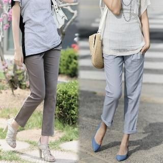 Picture of Jcstyle Cropped Pants 1022871087 (Jcstyle Apparel, Womens Pants, South Korea Apparel)