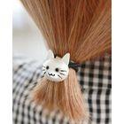 Cat Elastic Hair Tie 1596