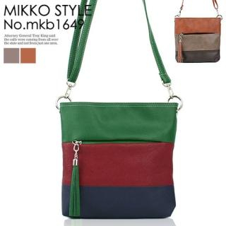 Buy Mikko Color-Block Crossbody Bag 1022958910