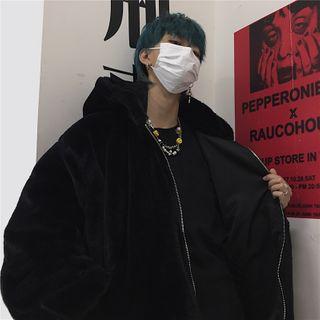 Reversible | Jacket | Hood