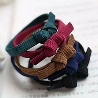 Elastic Knot Hair Tie 1047089279
