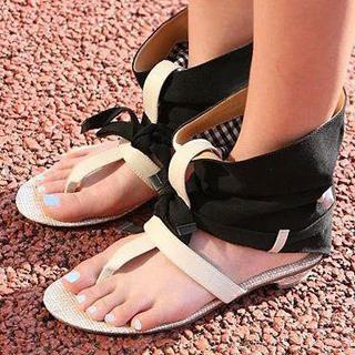 Buy KAWO Cuff Sandals 1022909589