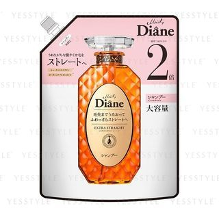 Moist Diane - Perfect Beauty Extra Straight Shampoo (Refill) 660ml 1065549277