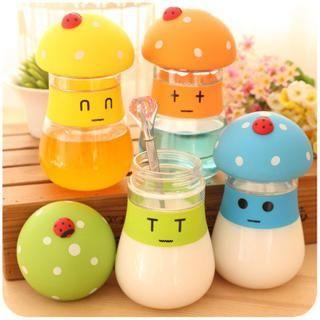 Kids Mushroom Pattern Cup 1042982067