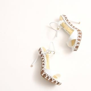 Buy KENZI Ankle Strap Platform Stilettos 1022846823