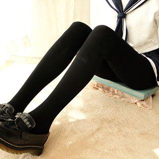 Ribbed Leggings 1045901060