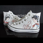 Ancient Maiden High-Top Canvas Sneakers от YesStyle.com INT