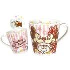 Mickey & Minnie Happiness Mug Cup 2 1596
