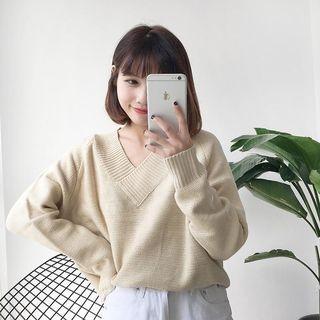 V-Neck Sweater 1058066664