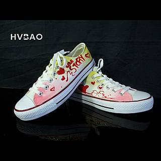 Picture of HVBAO Love Story Sneakers 1014001217 (Sneakers, HVBAO Shoes, Taiwan Shoes, Womens Shoes, Womens Sneakers)