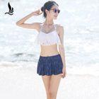Set: Ruffle Bikini + Skirt 1596