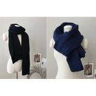 Colored Knit Scarf 1596