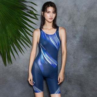 Printed Swimsuit 1057148271