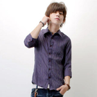 3/4 Sleeve Striped Shirt от YesStyle.com INT