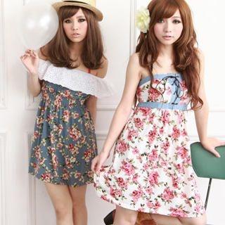 Buy ZOO Floral-Print Sundress 1022999923