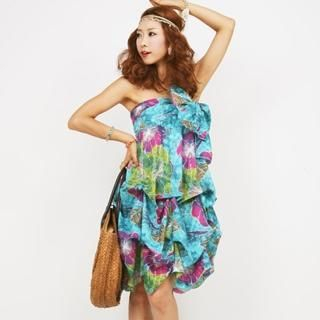 Buy BBon-J Strapless Balloon Dress 1022962588