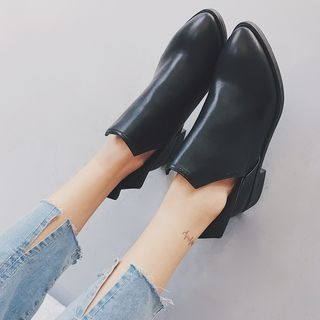 Low Heel Ankle Boots 1062106411