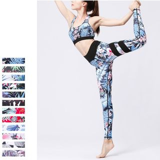 Sport   Print   Yoga   Pant