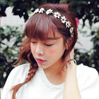 Image of Flower Hair Band