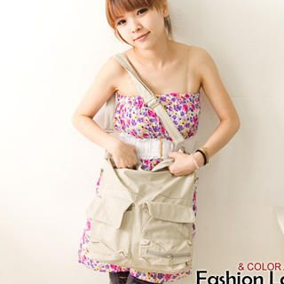 Buy Fashion Lady Multi-Pocket Hobo 1022887381