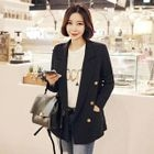 Metallic-Button Double-Breasted Jacket от YesStyle.com INT